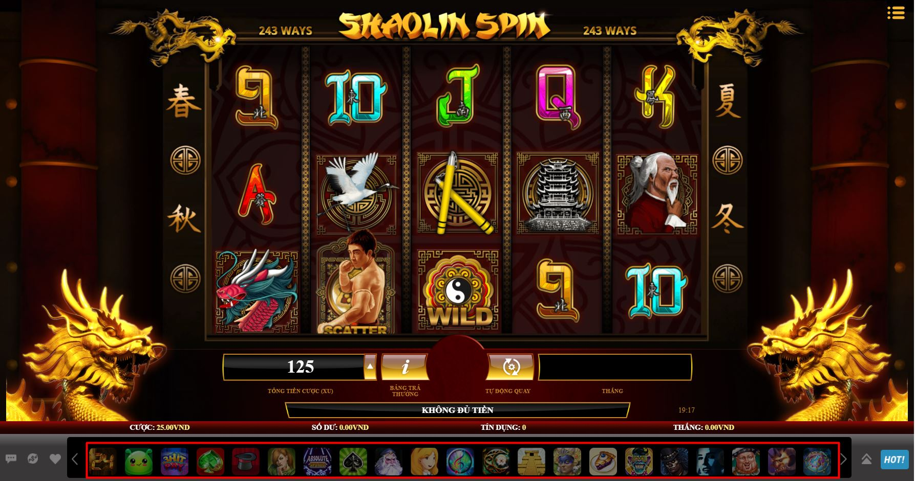 slot game w88 club gallardo