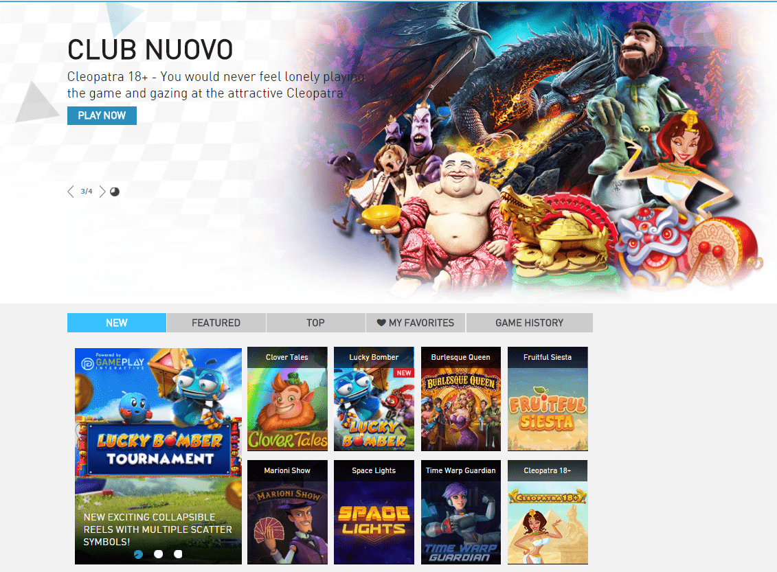 slot game w88 club Nuovo