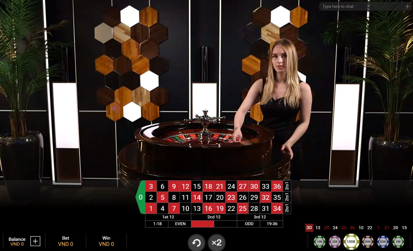 w88yes palazzo - roulette